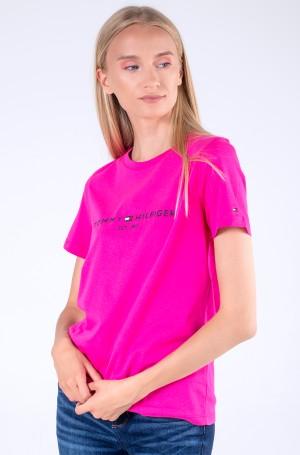 T-shirt TH ESS HILFIGER C-NK REG TEE SS-1