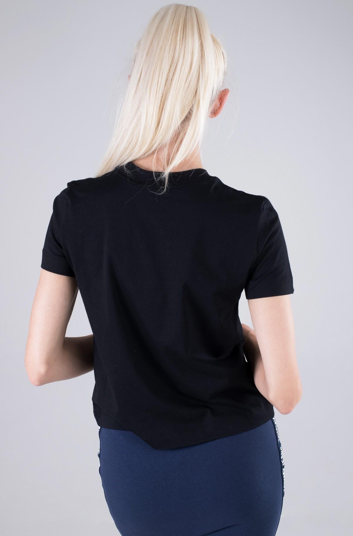 T-shirt SHRUNKEN INSTITUTIONAL TEE-full-2