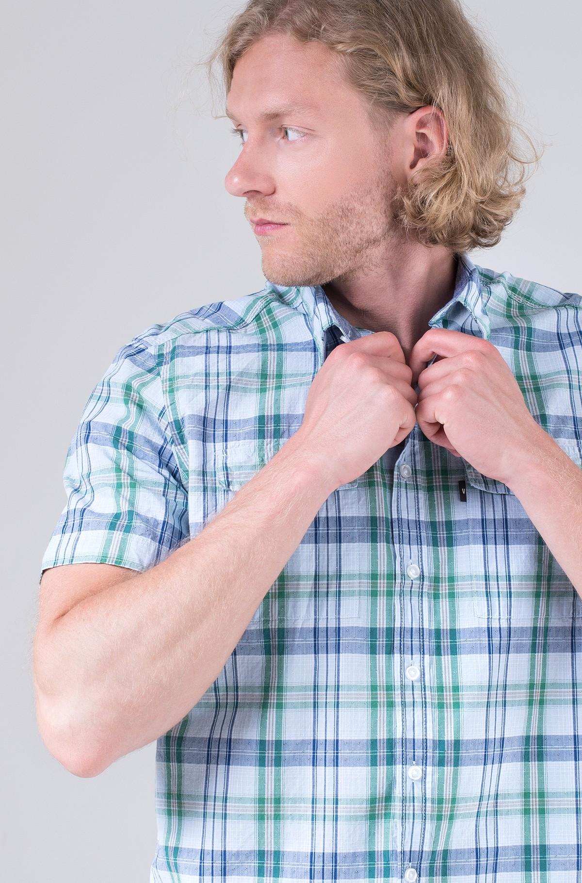 Marškiniai su trumpomis rankovėmis 409236/5S23-full-1