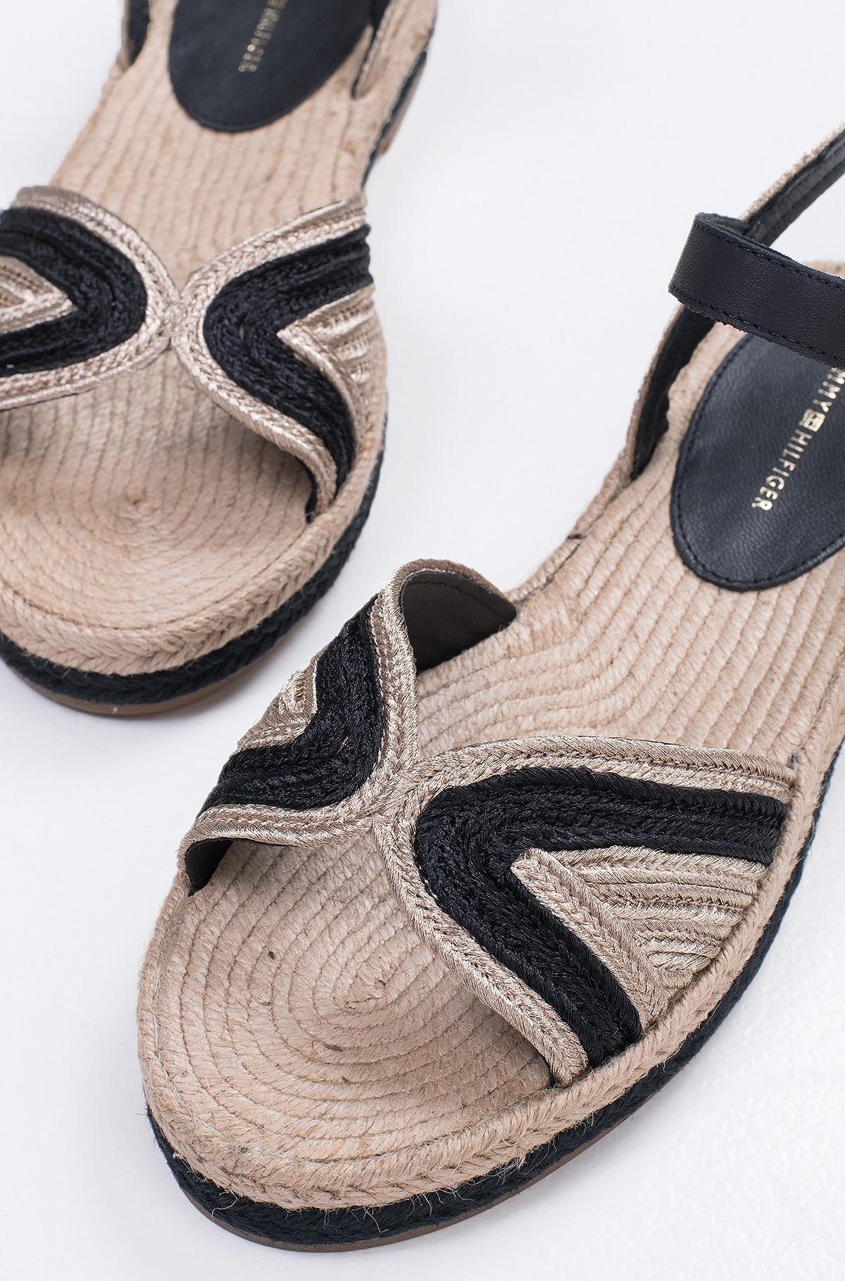 Sandals TH ARTISANAL FLAT SANDAL-full-2