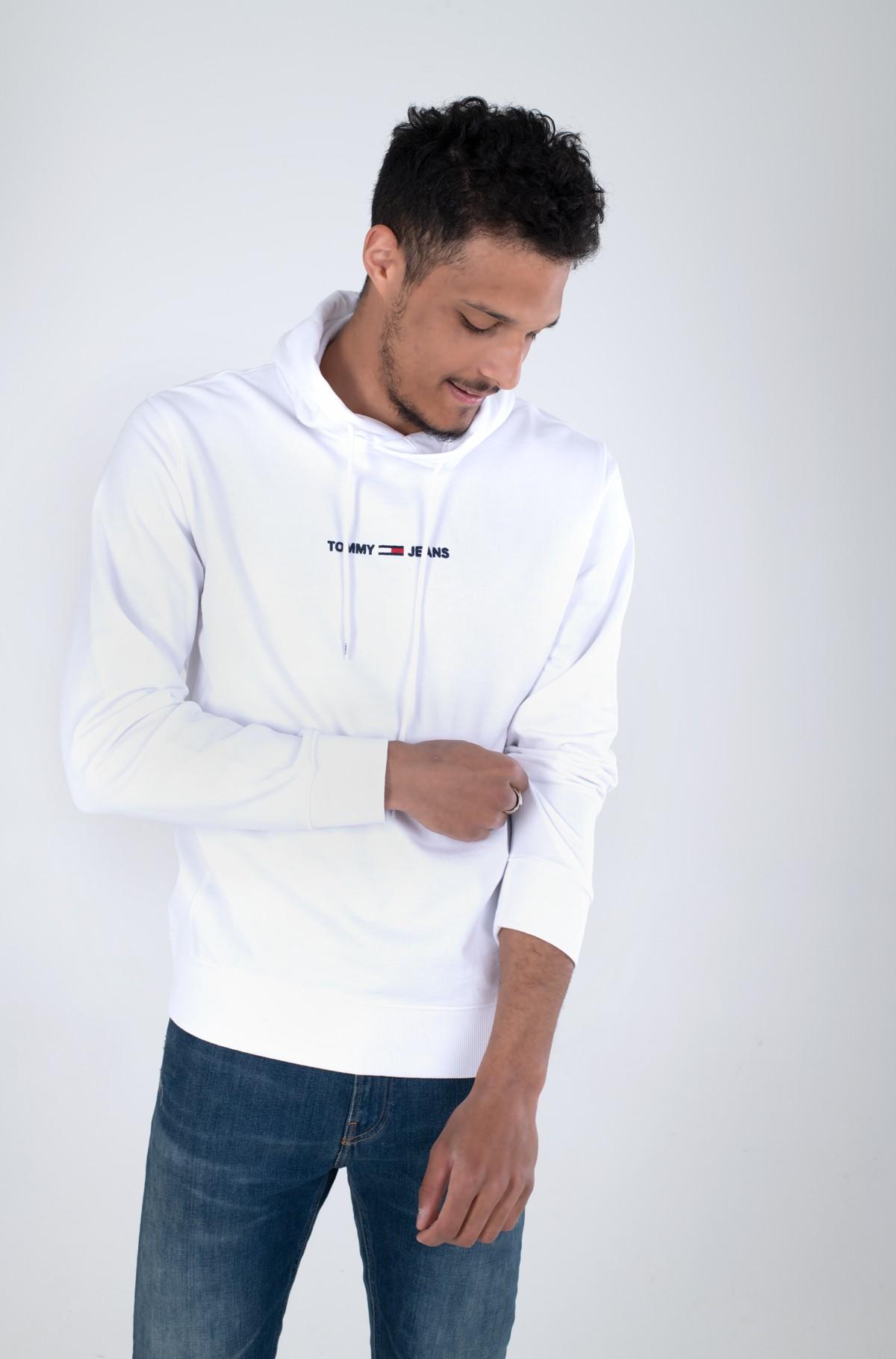 Sporta džemperis TJM STRAIGHT LOGO HOODIE-full-1