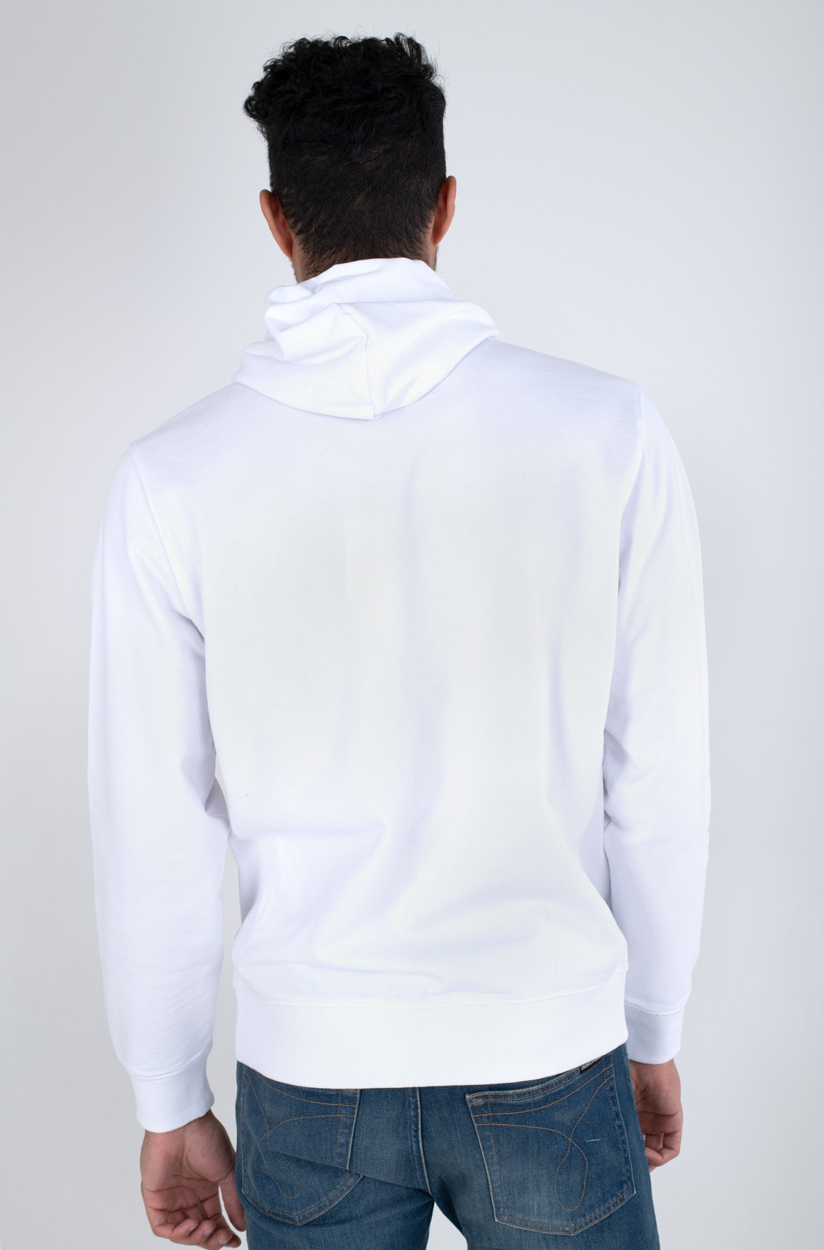 Sporta džemperis TJM STRAIGHT LOGO HOODIE-full-2