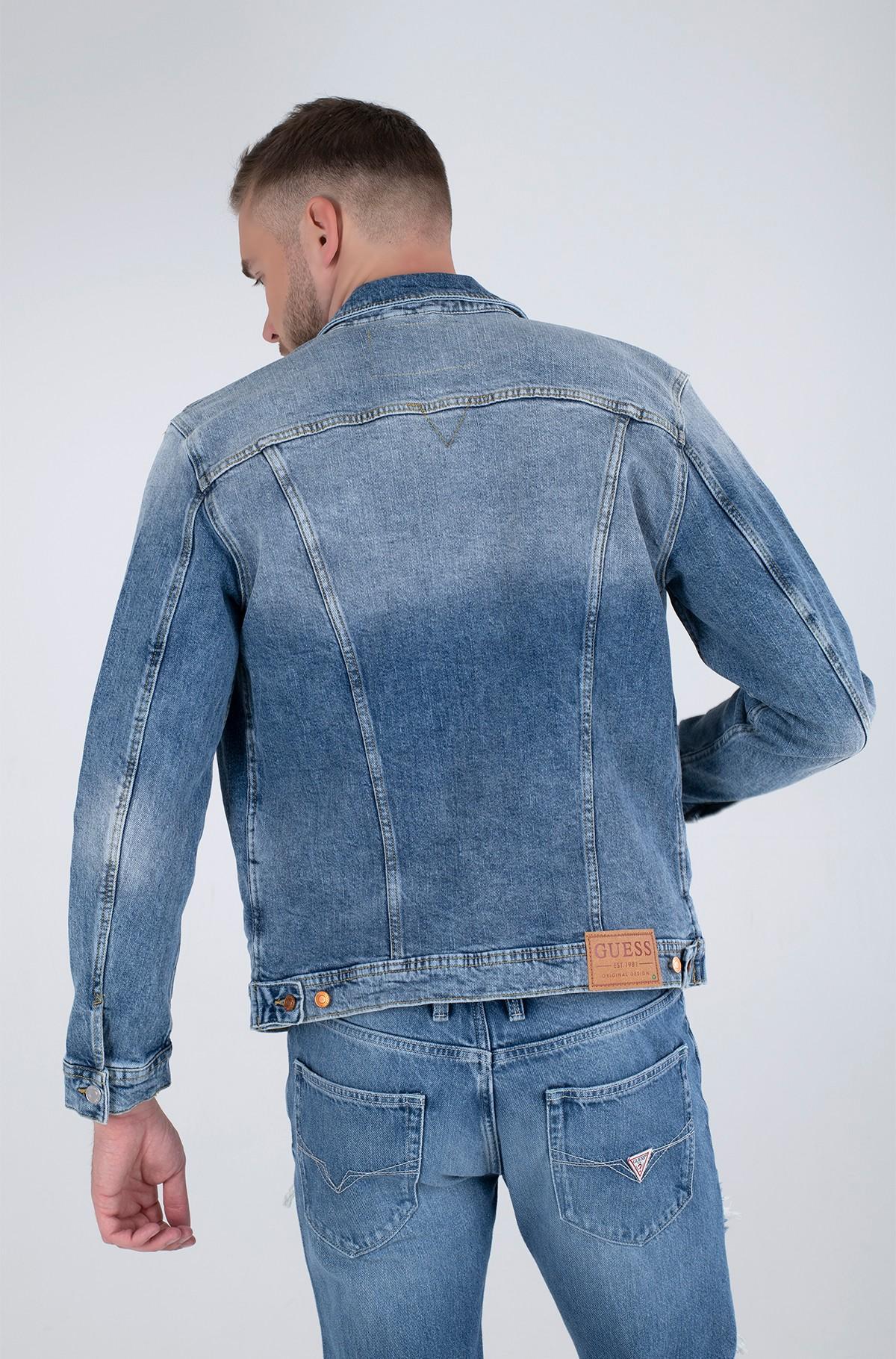 Denim jacket M1GN14 D47IC-full-2