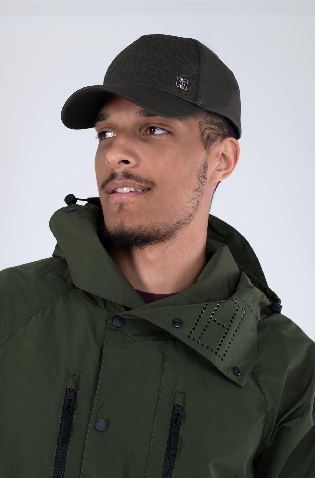 Kepurė su snapeliu  MONOGRAM CAP-full-1