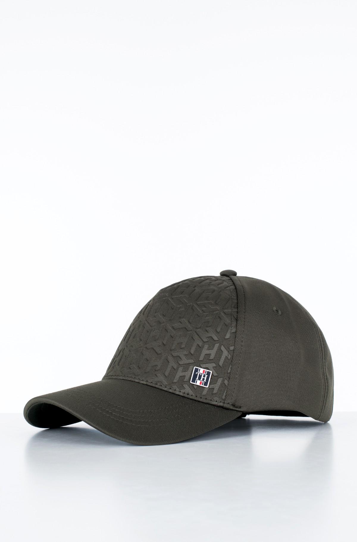 Kepurė su snapeliu  MONOGRAM CAP-full-2