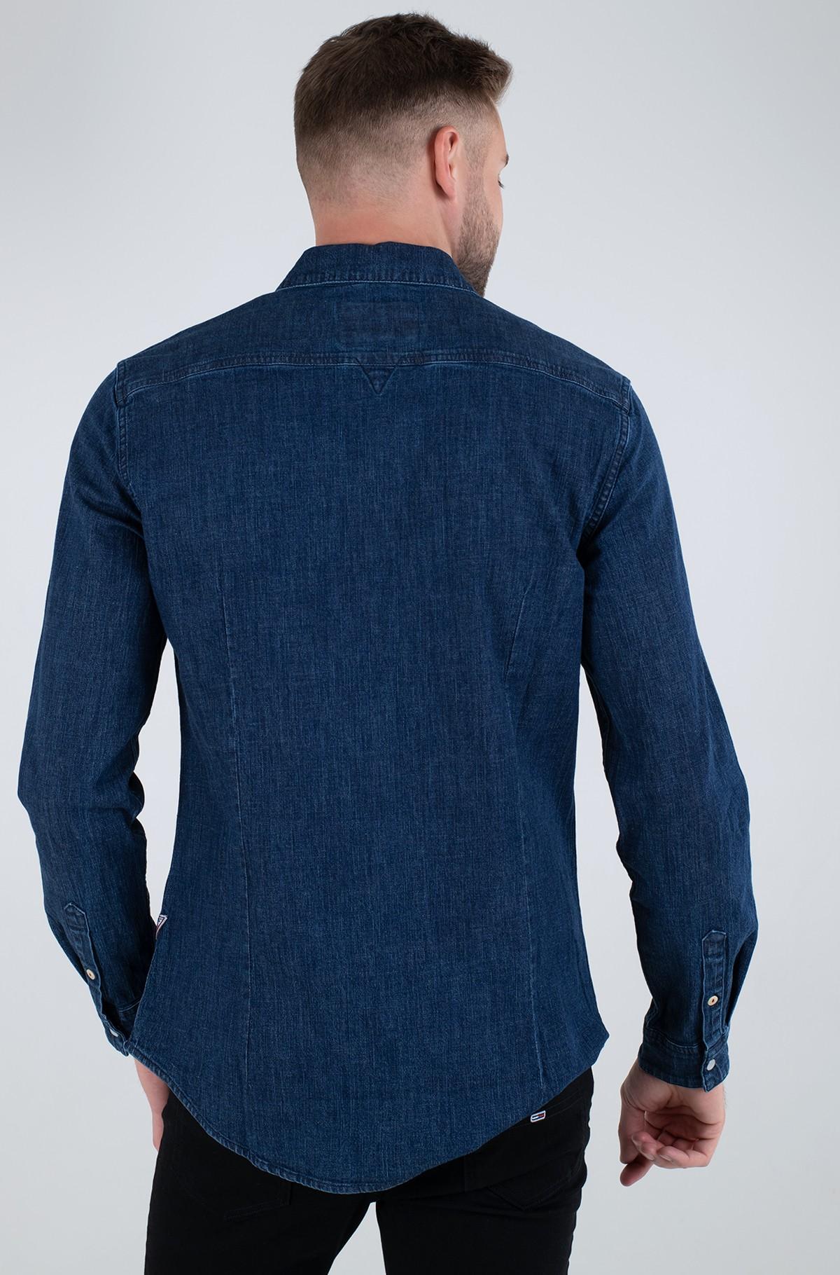 Džinsiniai marškiniai M1RH02 D4BD1-full-2
