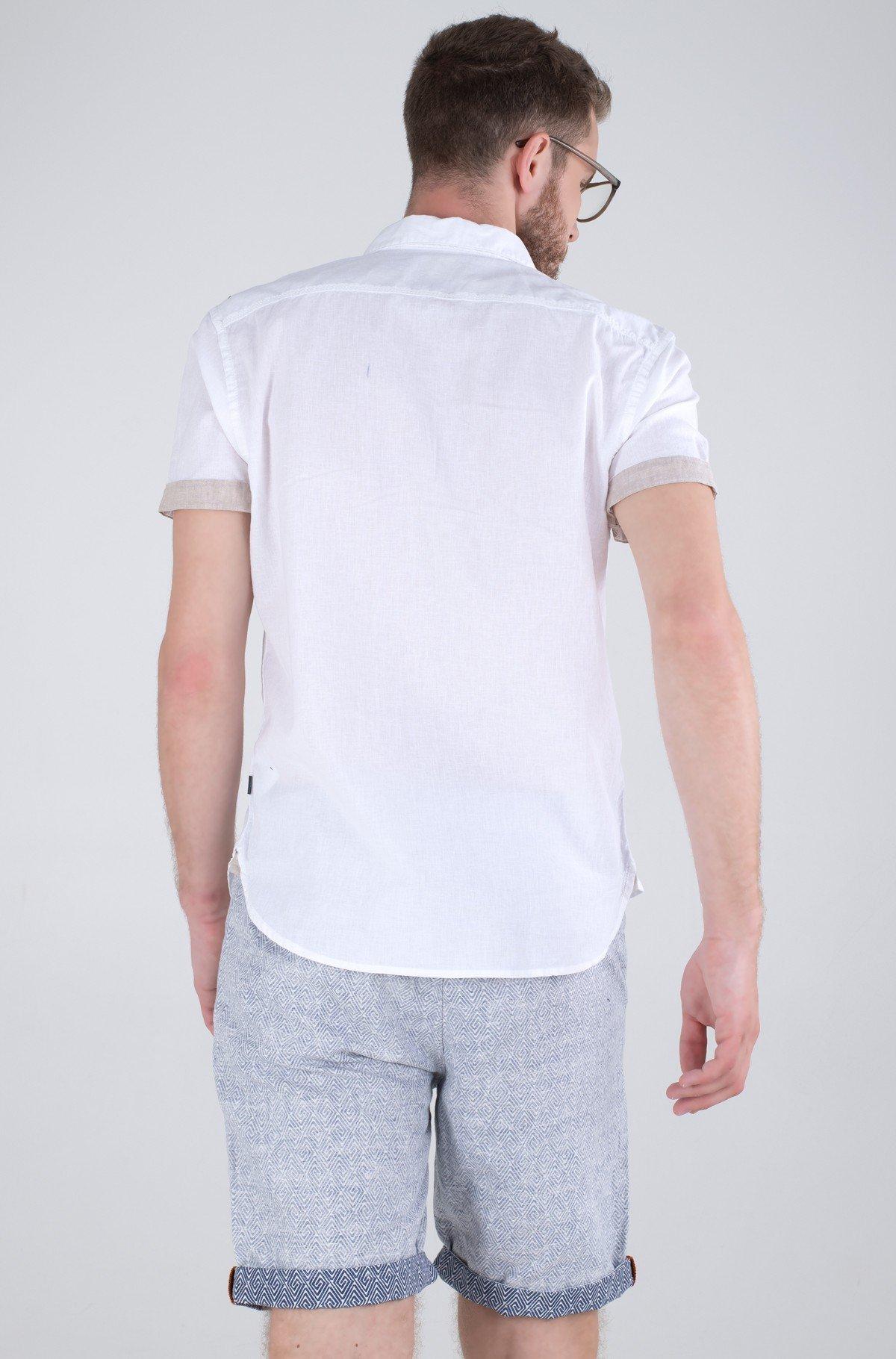 Marškiniai su trumpomis rankovėmis 409238/5S49-full-2