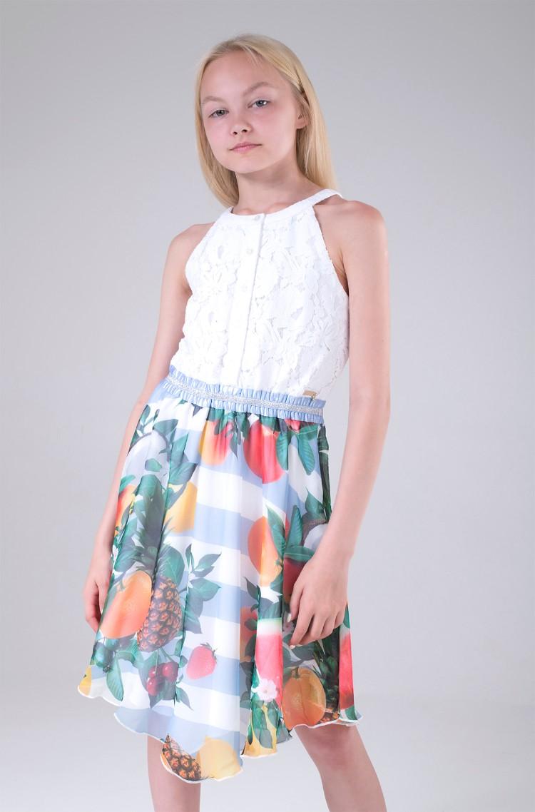 Kids dress J1GK36 WDVV0-1