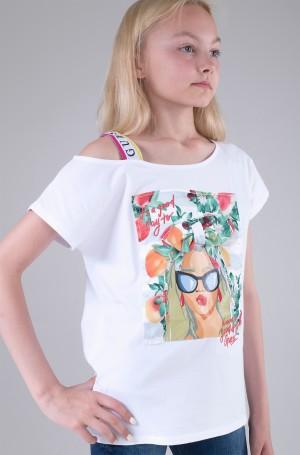 Bērnu T-krekls J1GI25 K6YW1-1