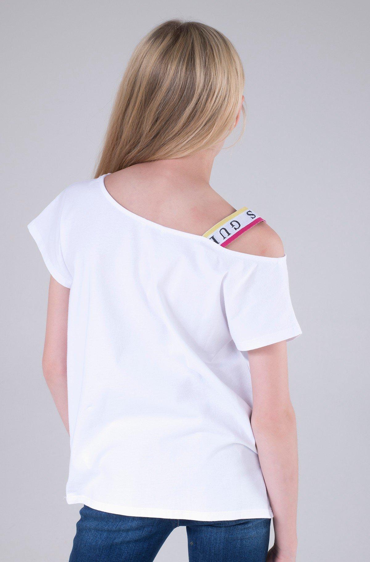 Bērnu T-krekls J1GI25 K6YW1-full-2