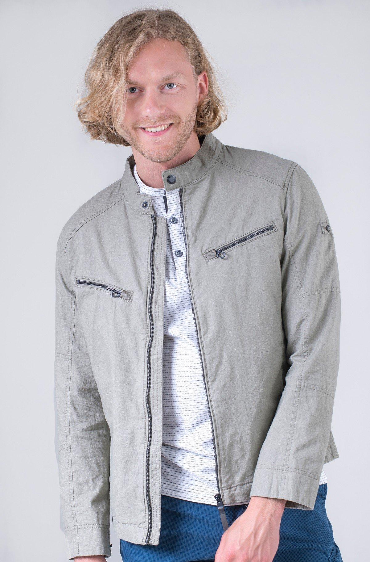 Fabric jacket 430720/5U90-full-1