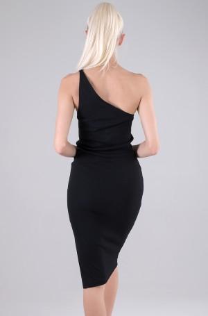Kleit PRIDE ASYMMETRICAL RIB DRESS-3