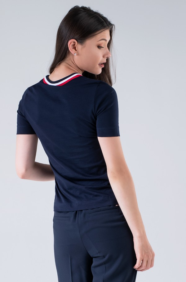 TH ESSENTIAL REGULAR C-NK TOP SS-hover