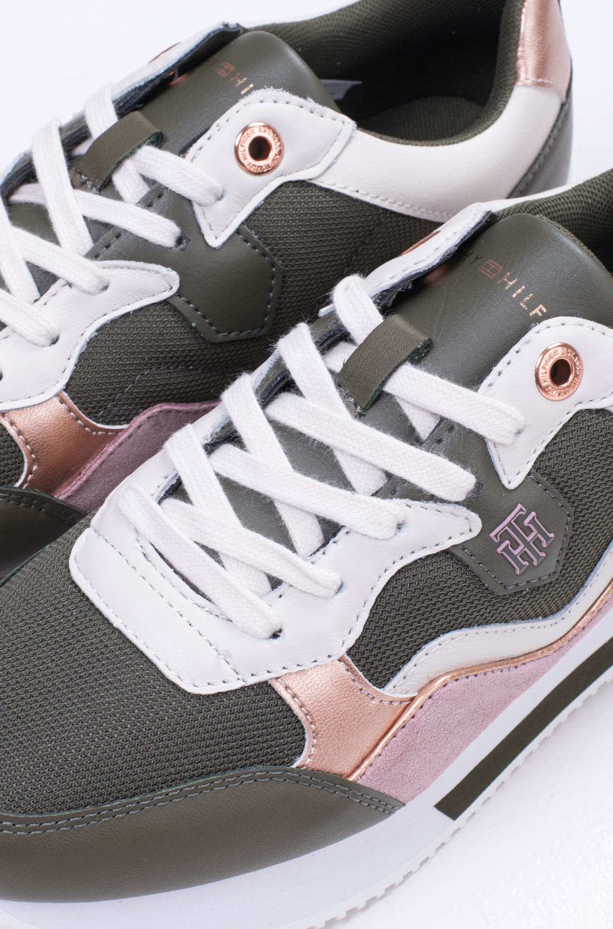 Casual shoes  MATERIAL MIX ACTIVE CITY SNEAKER-full-3