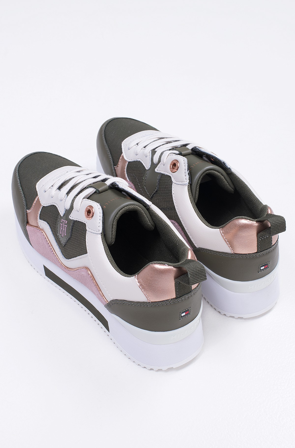 Casual shoes  MATERIAL MIX ACTIVE CITY SNEAKER-full-4