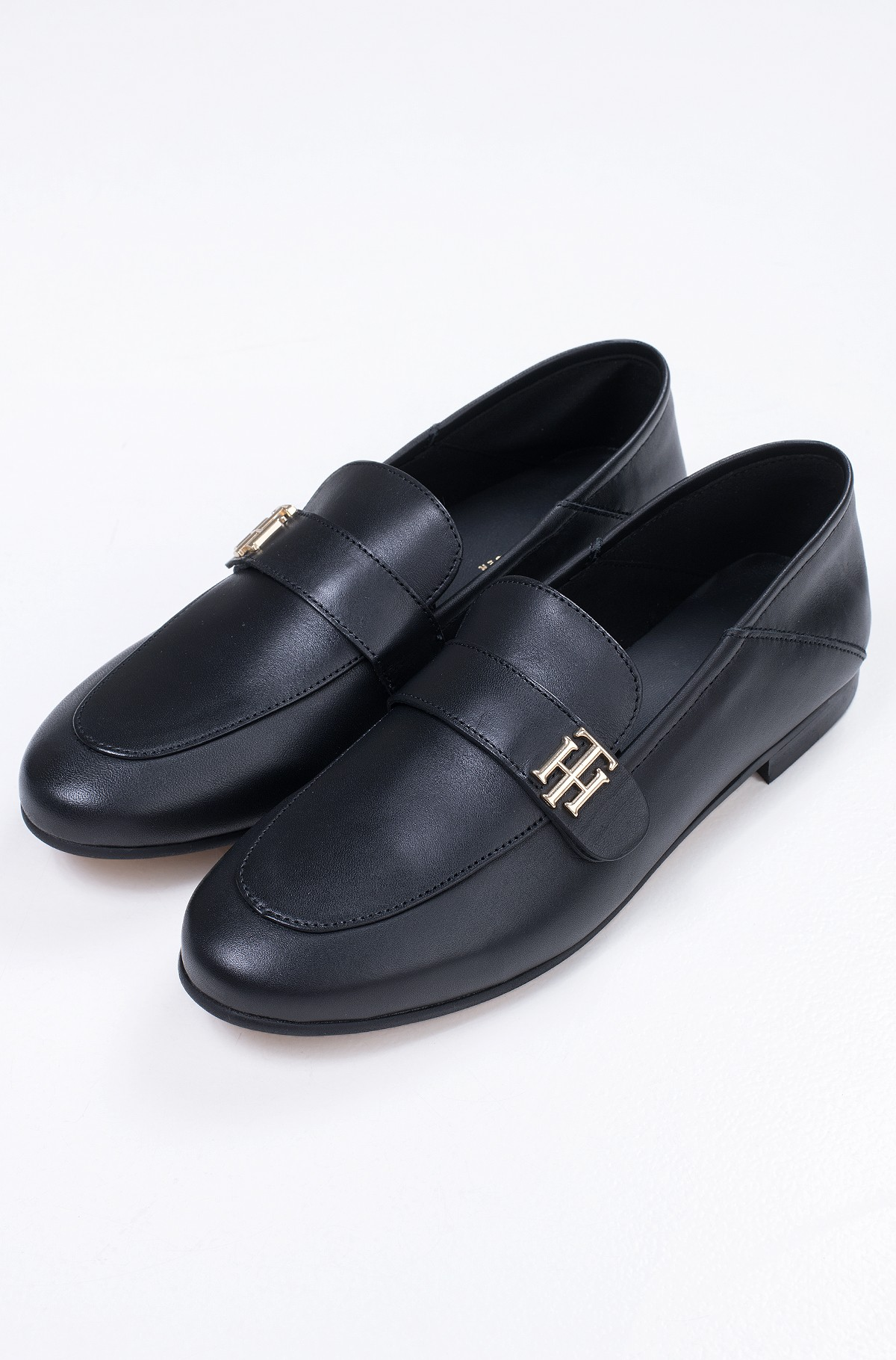 Shoes TH ESSENTIALS LEATHER LOAFER-full-1