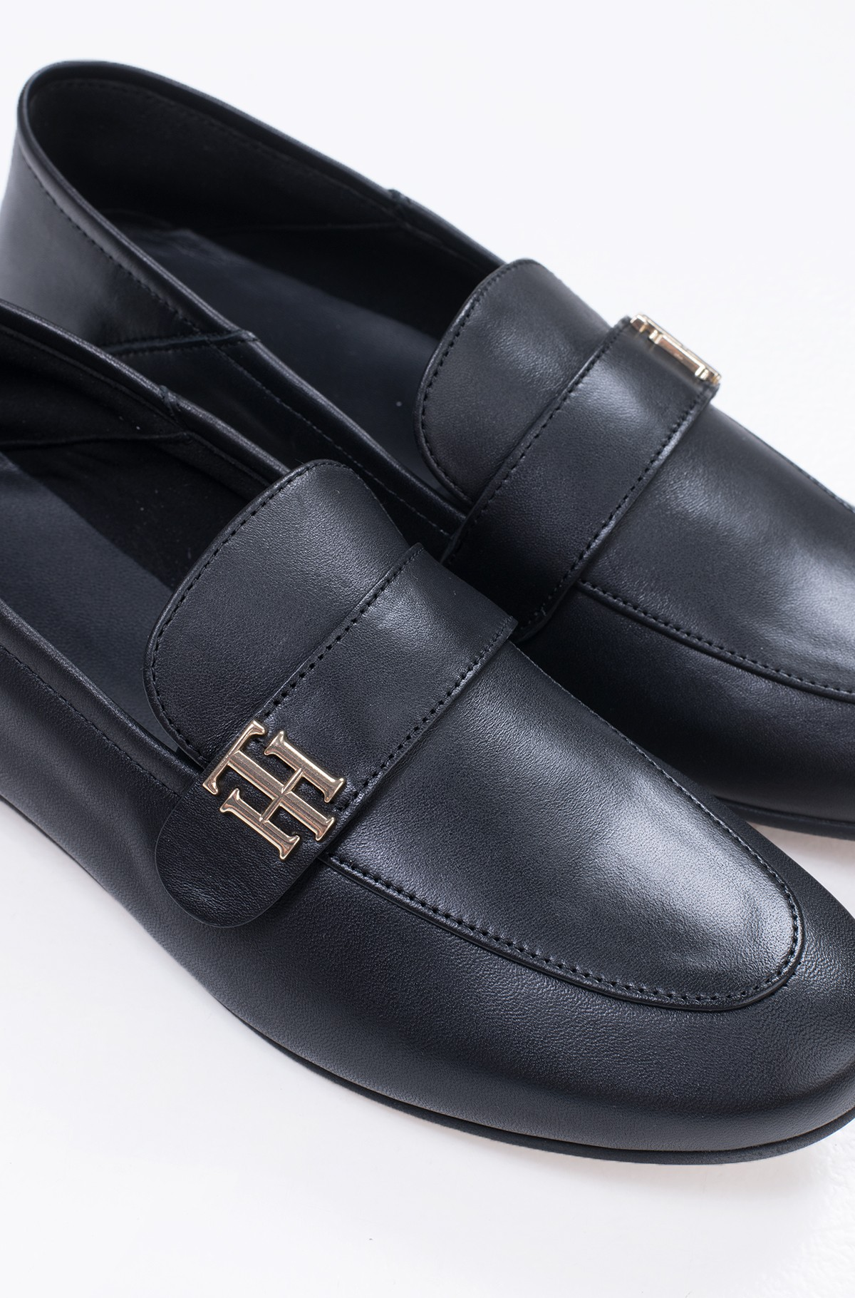 Shoes TH ESSENTIALS LEATHER LOAFER-full-2