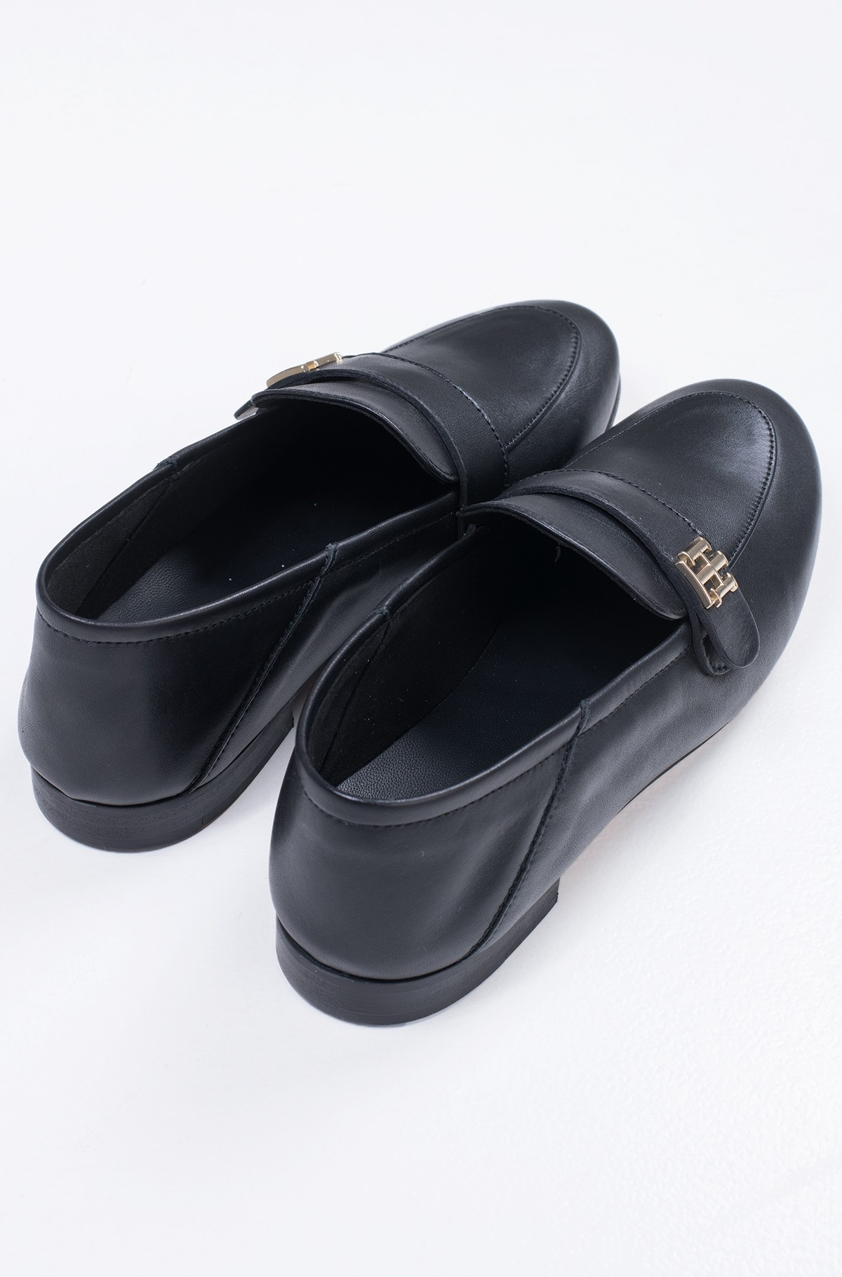 Shoes TH ESSENTIALS LEATHER LOAFER-full-3