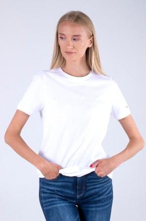 T-shirt REGULAR TONAL HILFIGER C-NK TEE-1