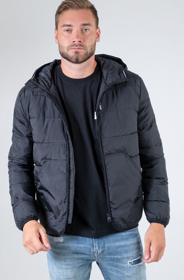 PADDED JACKET-hover