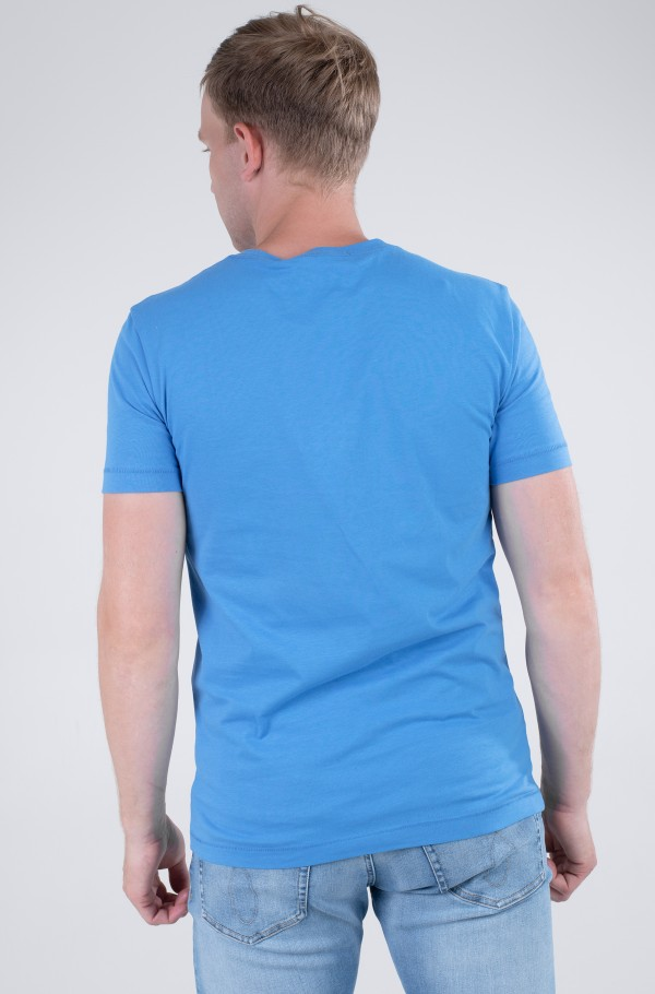 INSTITUTIONAL CHEST LOGO SS TEE-hover