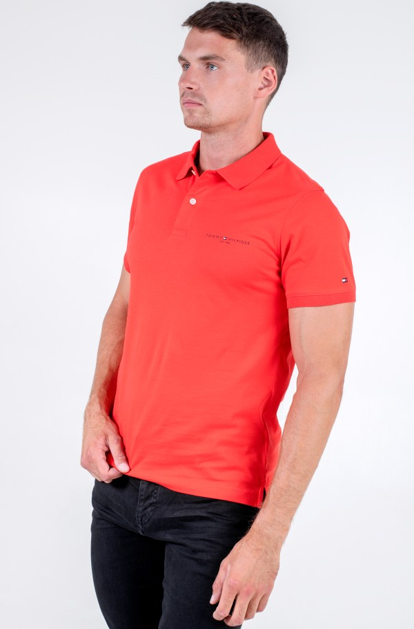 CLEAN JERSEY SLIM POLO