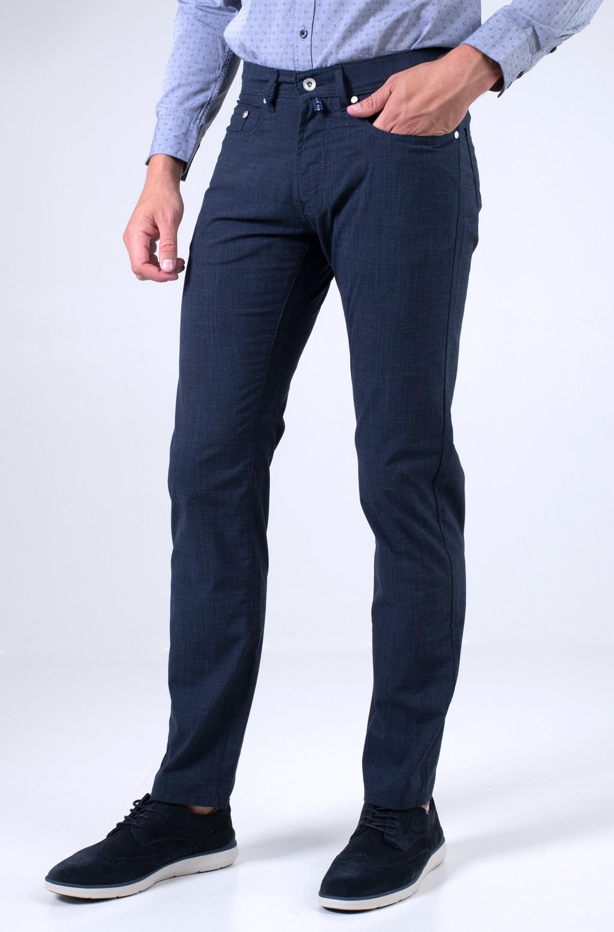 Fabric trousers 30947-full-1