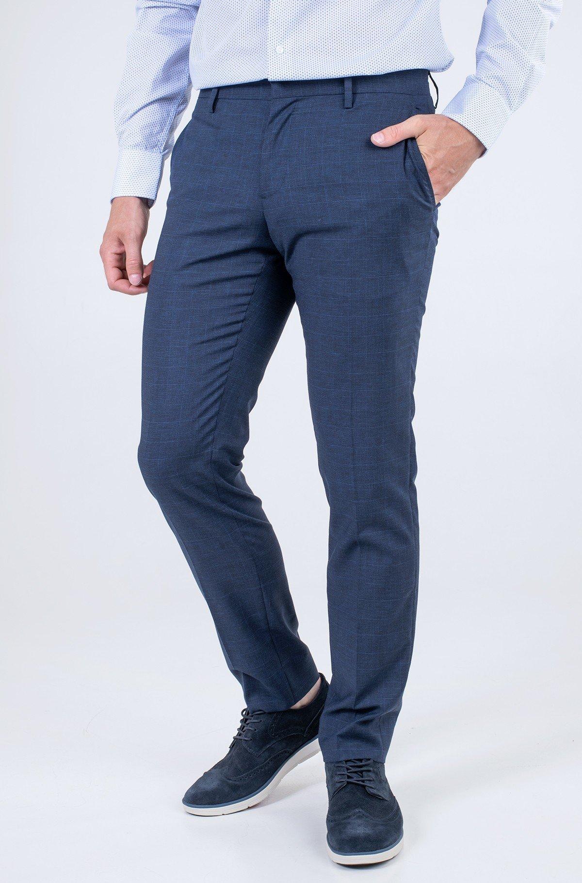 Fabric trousers SATHL7527 SATH404-full-1