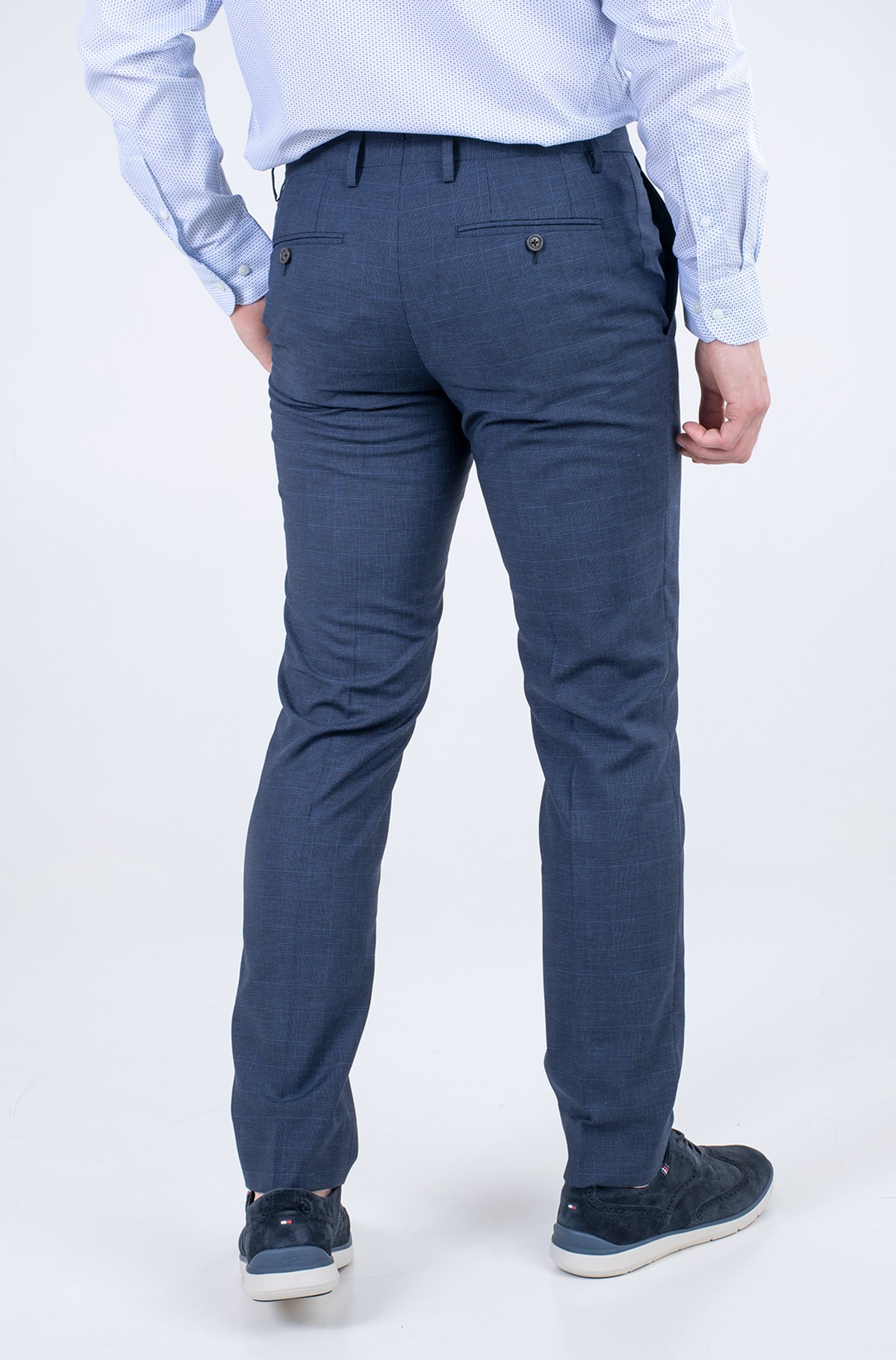 Fabric trousers SATHL7527 SATH404-full-2