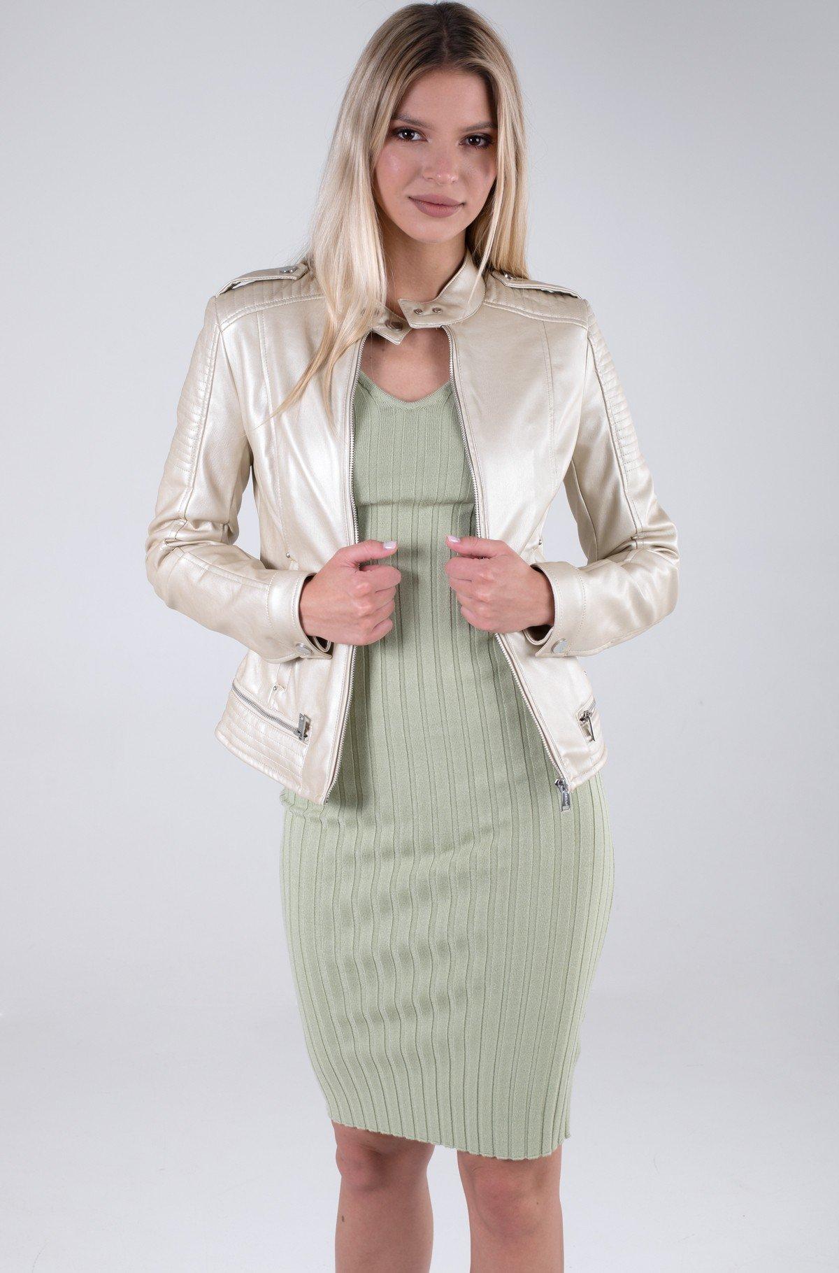 Leather jacket W1GL17 WDTZ0-full-1