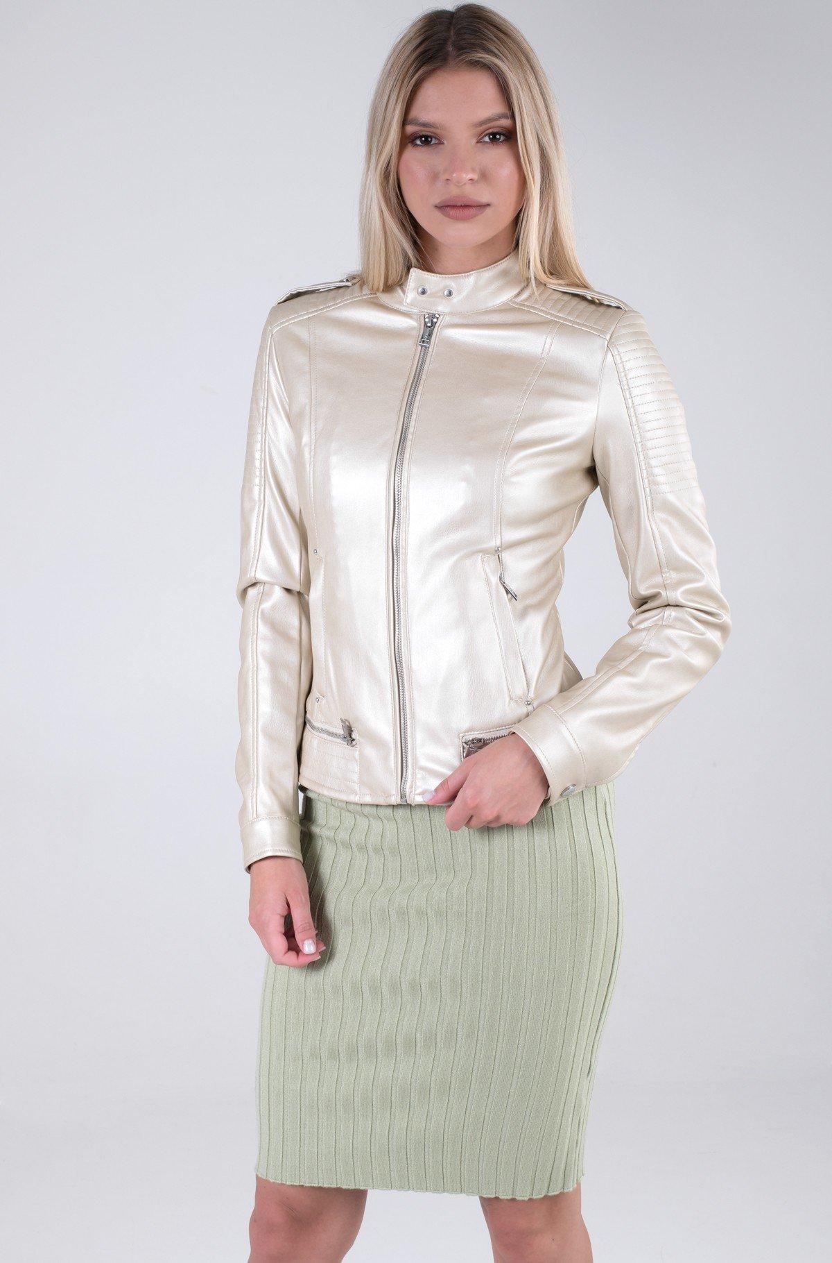 Leather jacket W1GL17 WDTZ0-full-2