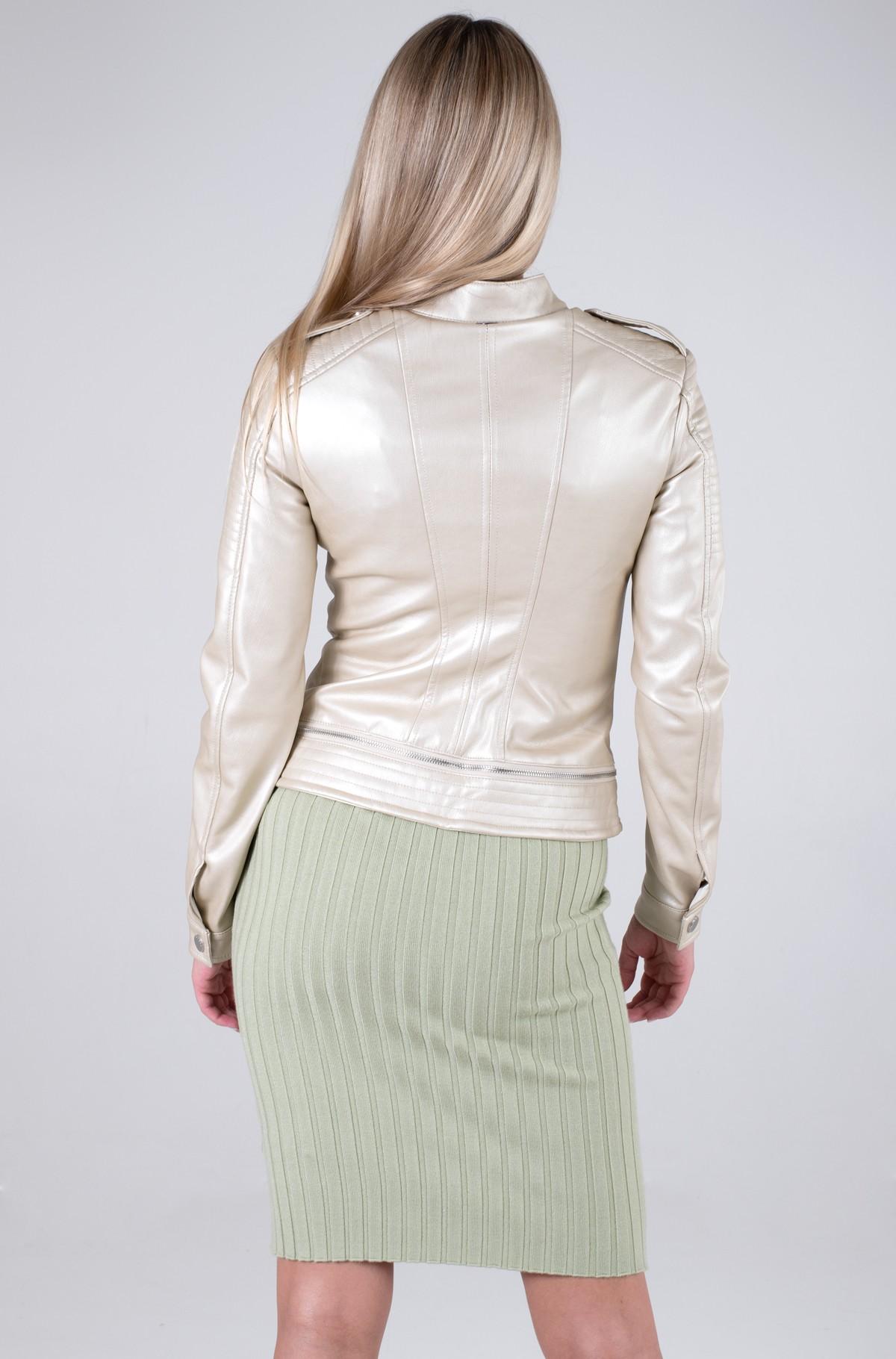 Leather jacket W1GL17 WDTZ0-full-3