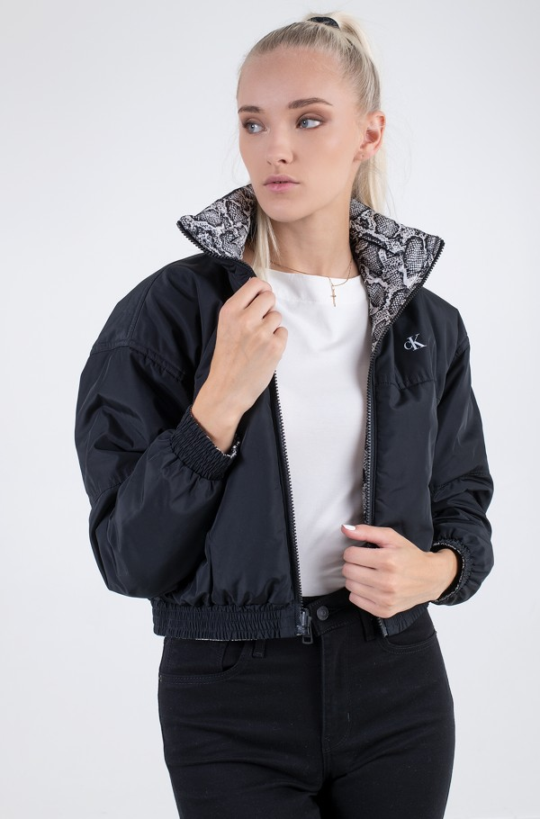 REVERSIBLE LW PADDED JACKET-hover