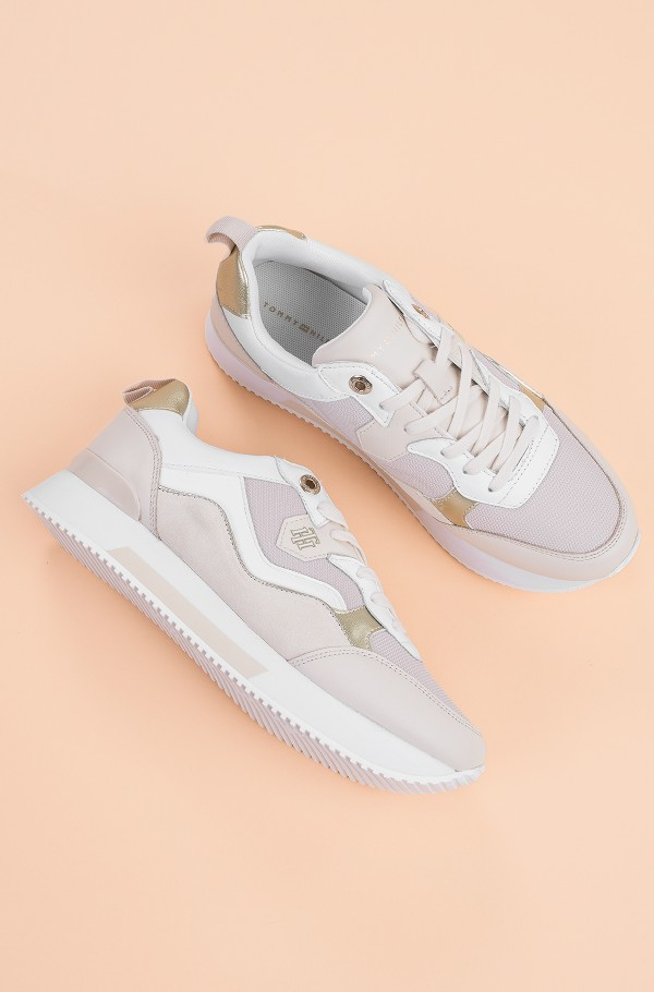 MATERIAL MIX ACTIVE CITY SNEAKER