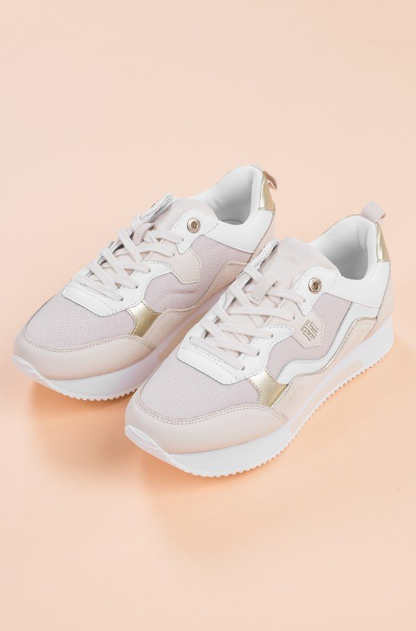 MATERIAL MIX ACTIVE CITY SNEAKER-hover