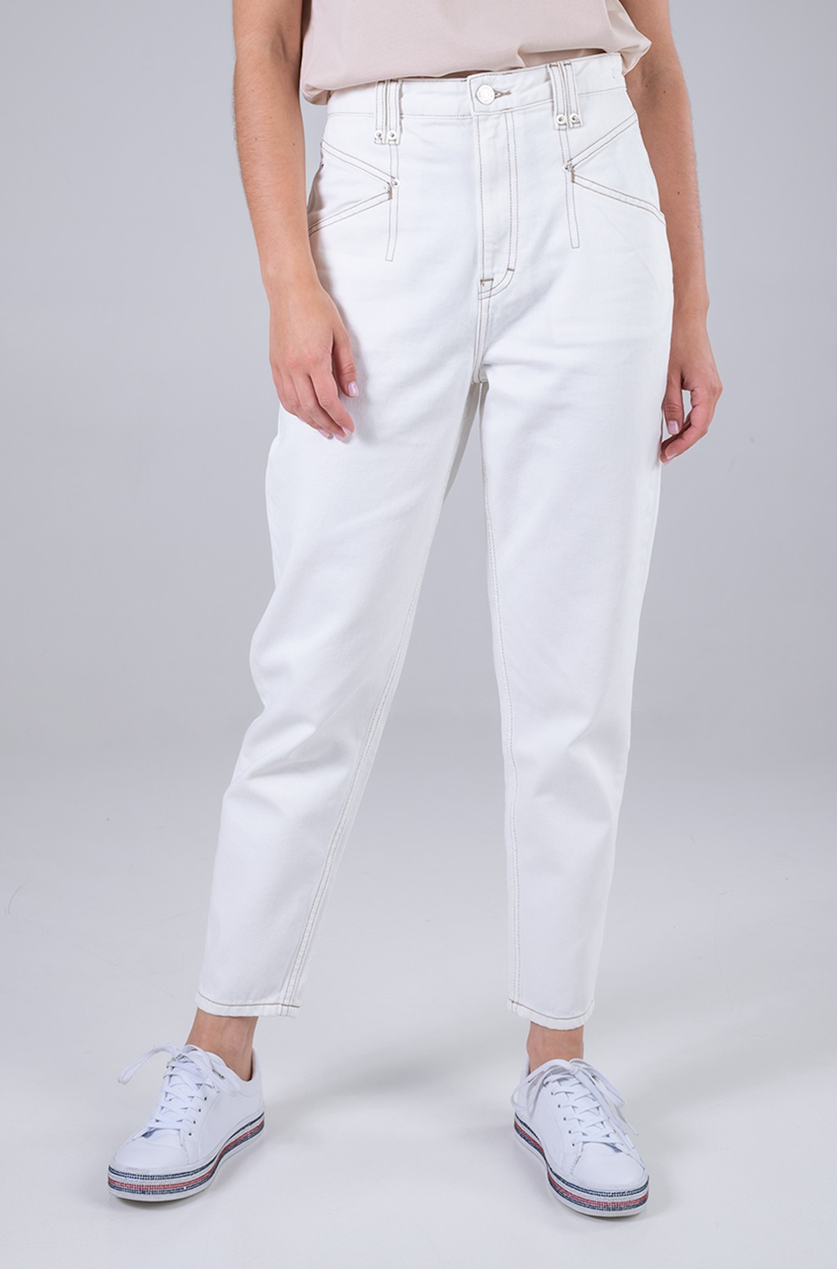 Jeans MOM JEAN KP UHR TPRD AE795 SWR-full-1