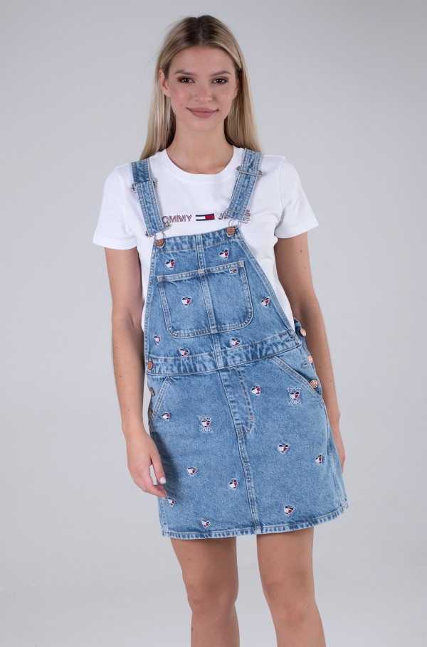 CLASS DUNGAREE DRESS AE710 SCLBR