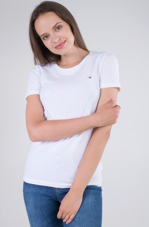 T-shirt TH COOL SOLID ROUND-NK TOP SS-1
