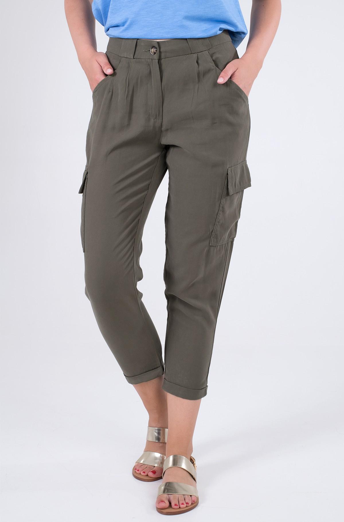 Fabric trousers 1025916-full-1