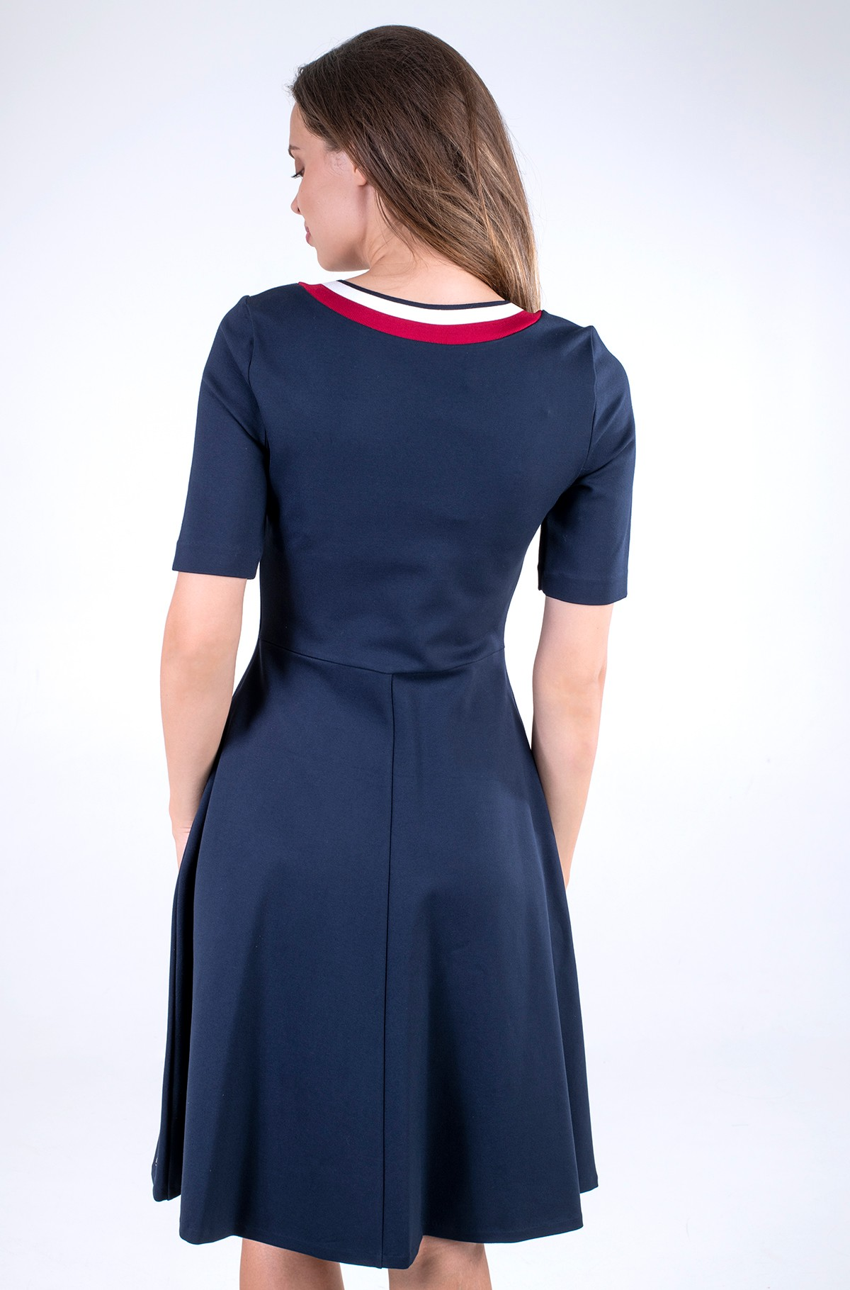 Kleita PUNTO F&F KNEE DRESS SS-full-2