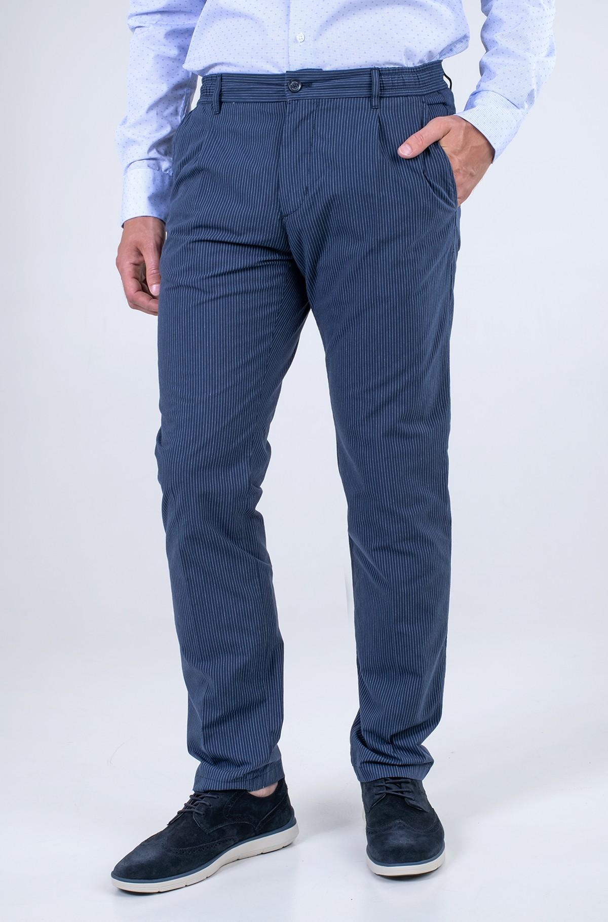 Fabric trousers DENTON ACTIVE PINSTRIPE-full-1