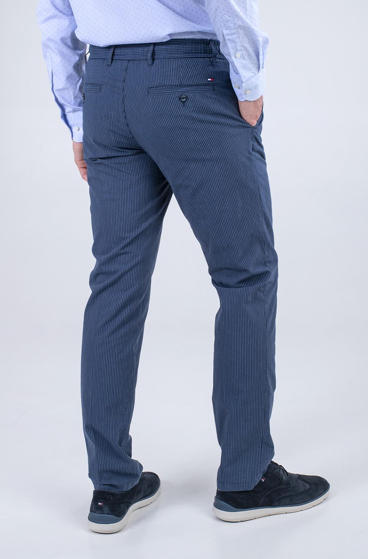 Fabric trousers DENTON ACTIVE PINSTRIPE-full-2
