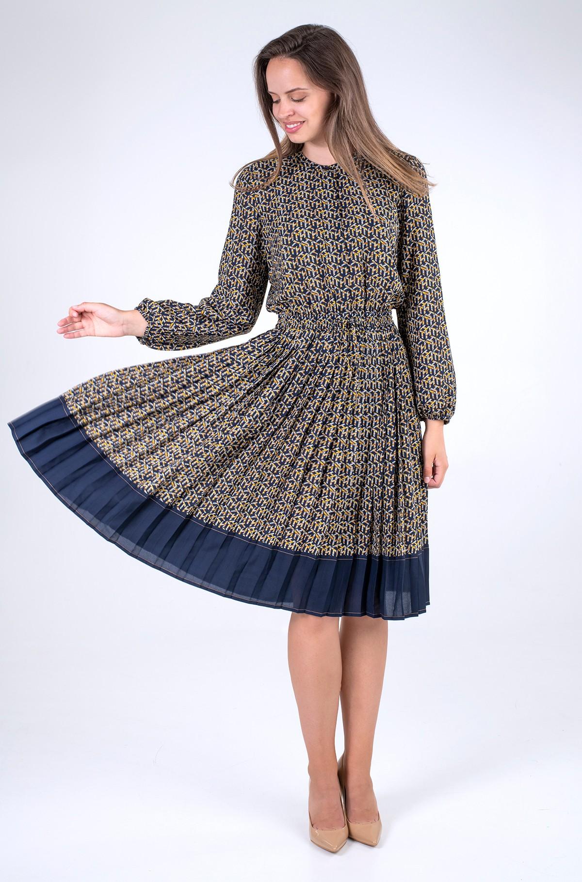 Kleit TH CUBE PLEATED KNEE F&F DRESS-full-1