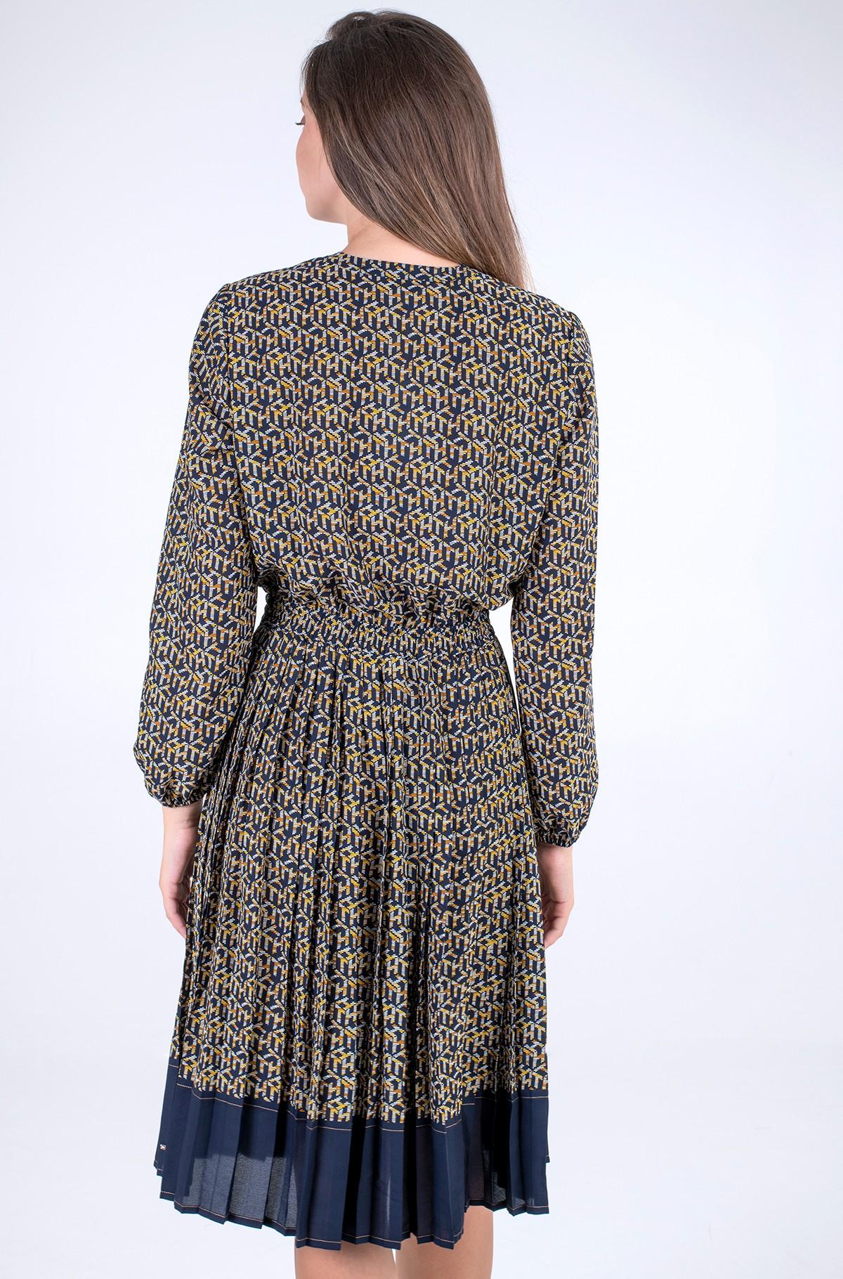 Kleit TH CUBE PLEATED KNEE F&F DRESS-full-3