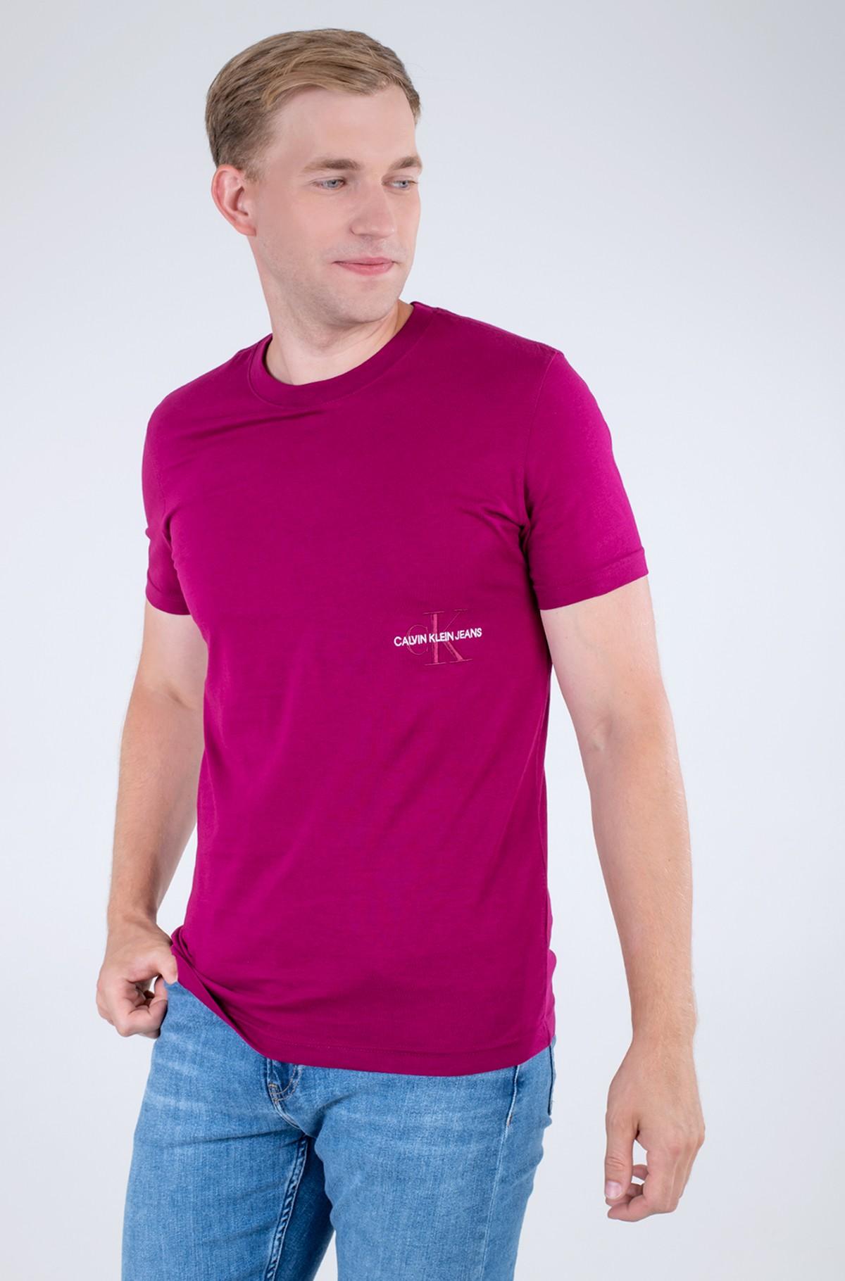 Marškinėliai OFF PLACED ICONIC TEE-full-1