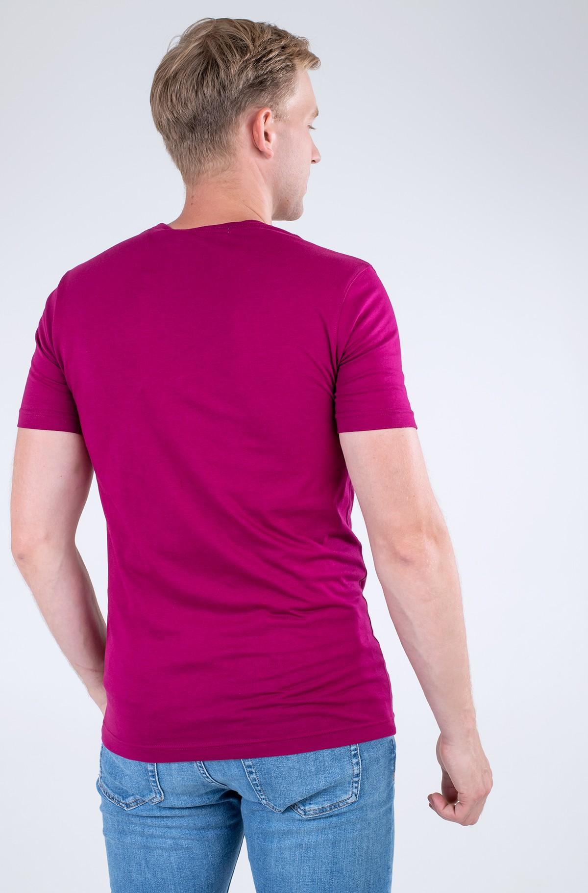 Marškinėliai OFF PLACED ICONIC TEE-full-2