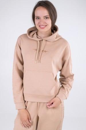 Sporta džemperis RELAXED GROSSGRAIN HOODIE-2