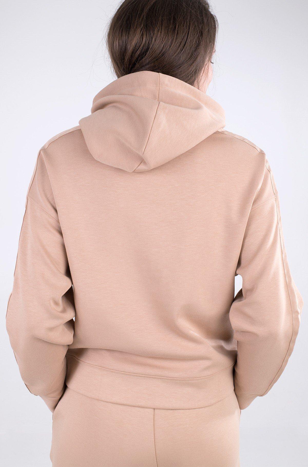 Sporta džemperis RELAXED GROSSGRAIN HOODIE-full-3