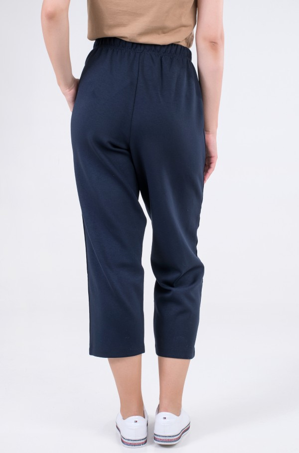 RELAXED GROSSGRAIN LONG PANT-hover