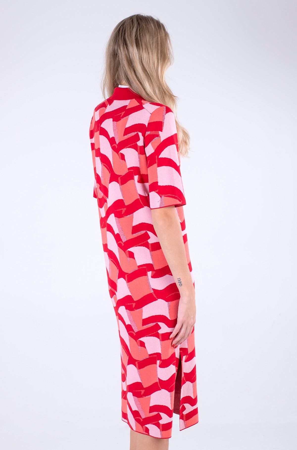 Midi dress ICON POLO MIDI DRESS SS-full-3